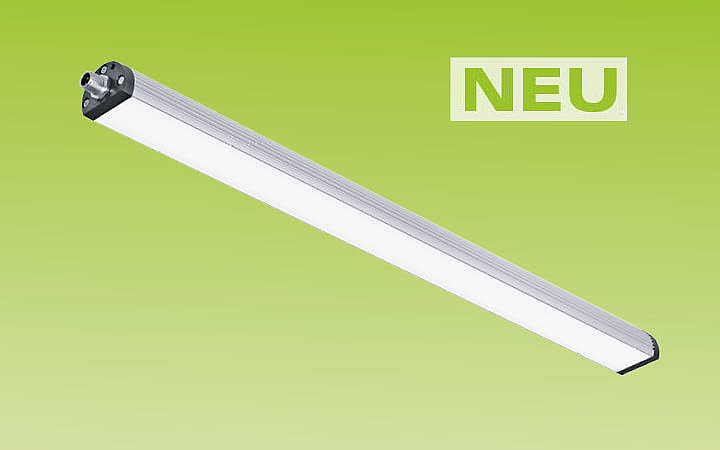 Picture LED machinery light | LED industriel luminaire | TUBELED_40 Element - LED2WORK