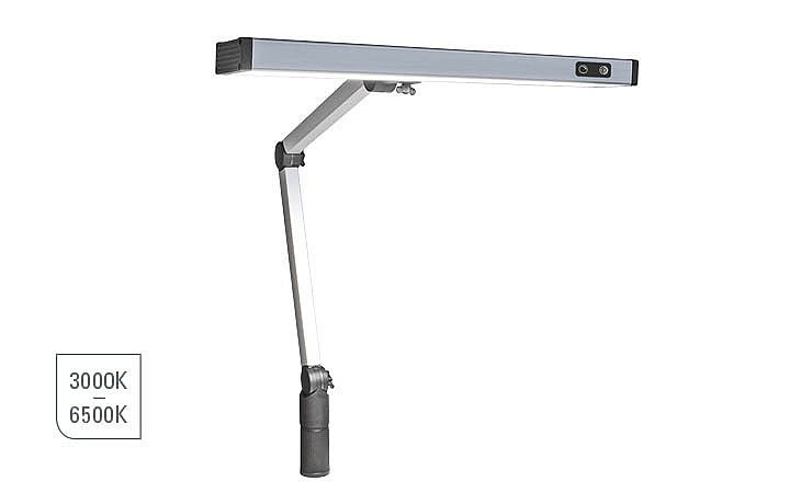 LUMINAIRE À BRAS ARTICULÉ LED | UNILED II TUNABLE WHITE | LED2WORK